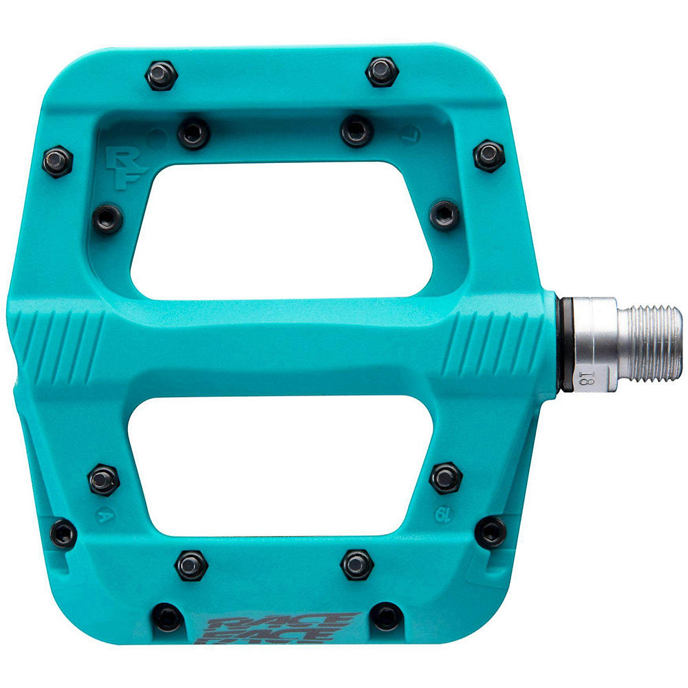 Race Face Chester Pedals - Turquoise  Turquoise