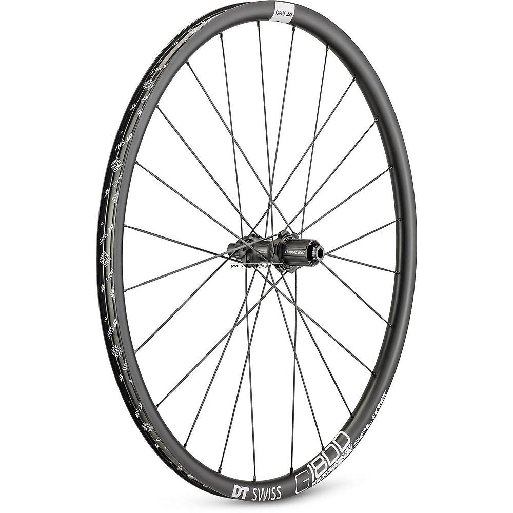 Dt Swiss G 1800 Spline 25 Rear Wheel - Black - 12x142mm  Black