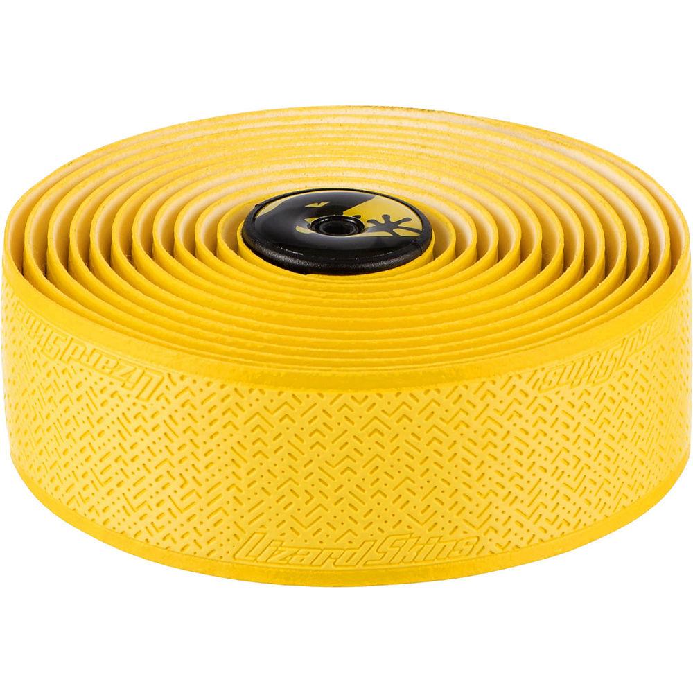 Lizard Skins DSP V2 Handlebar Tape (2.5mm) - Viper Yellow, Viper Yellow
