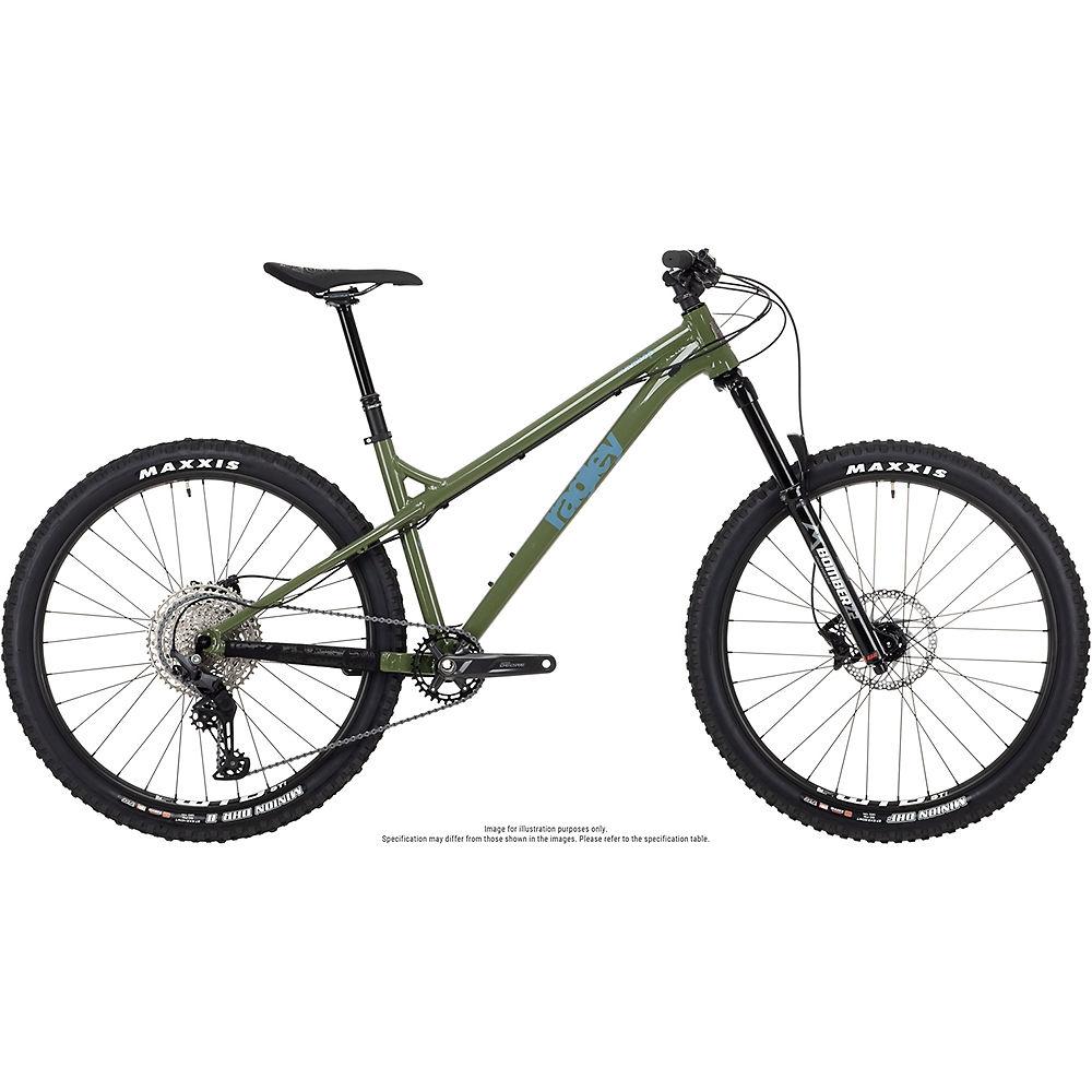 Ragley Mmmbop Hardtail Bike 2021 - Olive Green  Olive Green