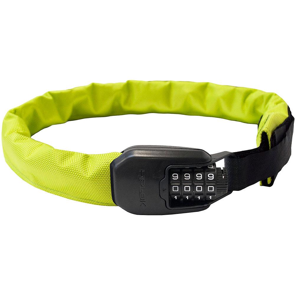 Hiplok Spin Wearable Chain Lock - Neon Yellow  Neon Yellow