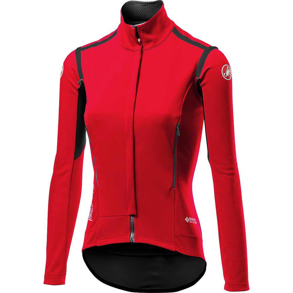 ComprarCastelli Women's Perfetto ROS Jersey (Limited Ed) - Rojo - XS, Rojo