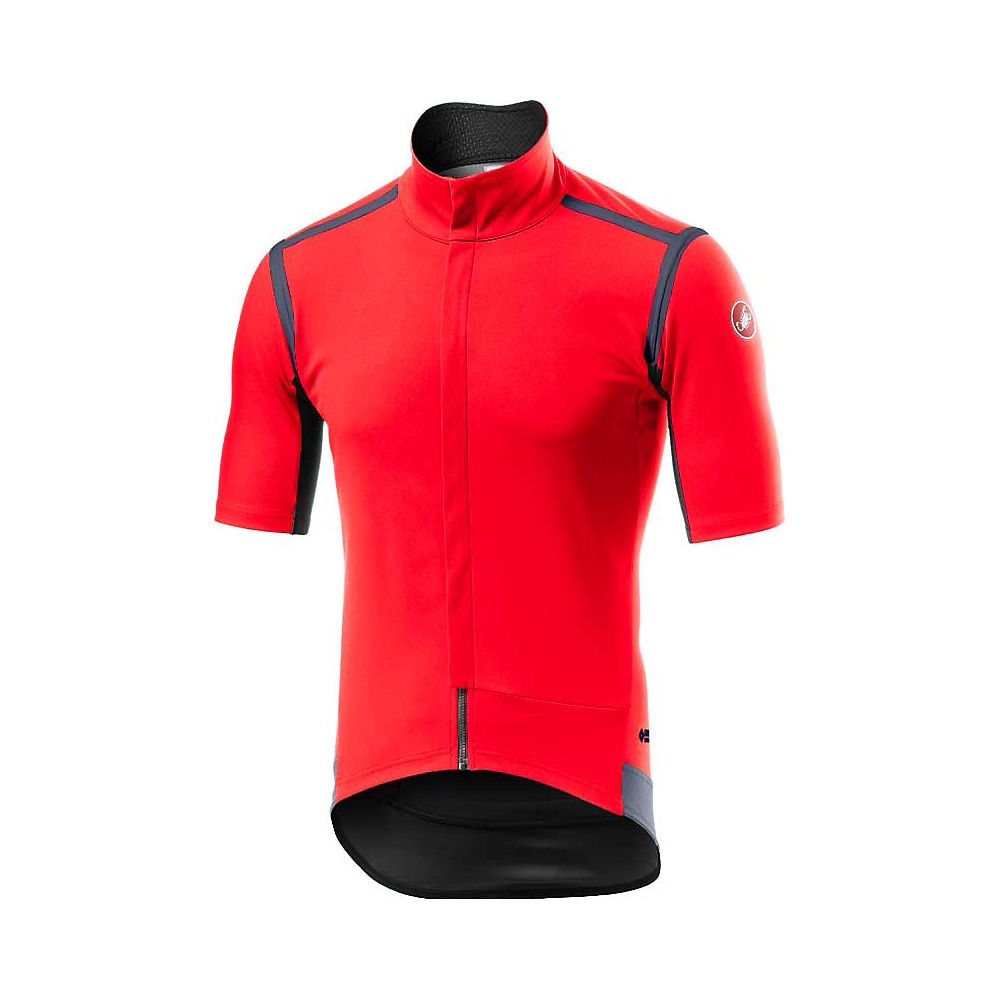 Castelli Gabba ROS Jersey (RED Edition) 2020, Red