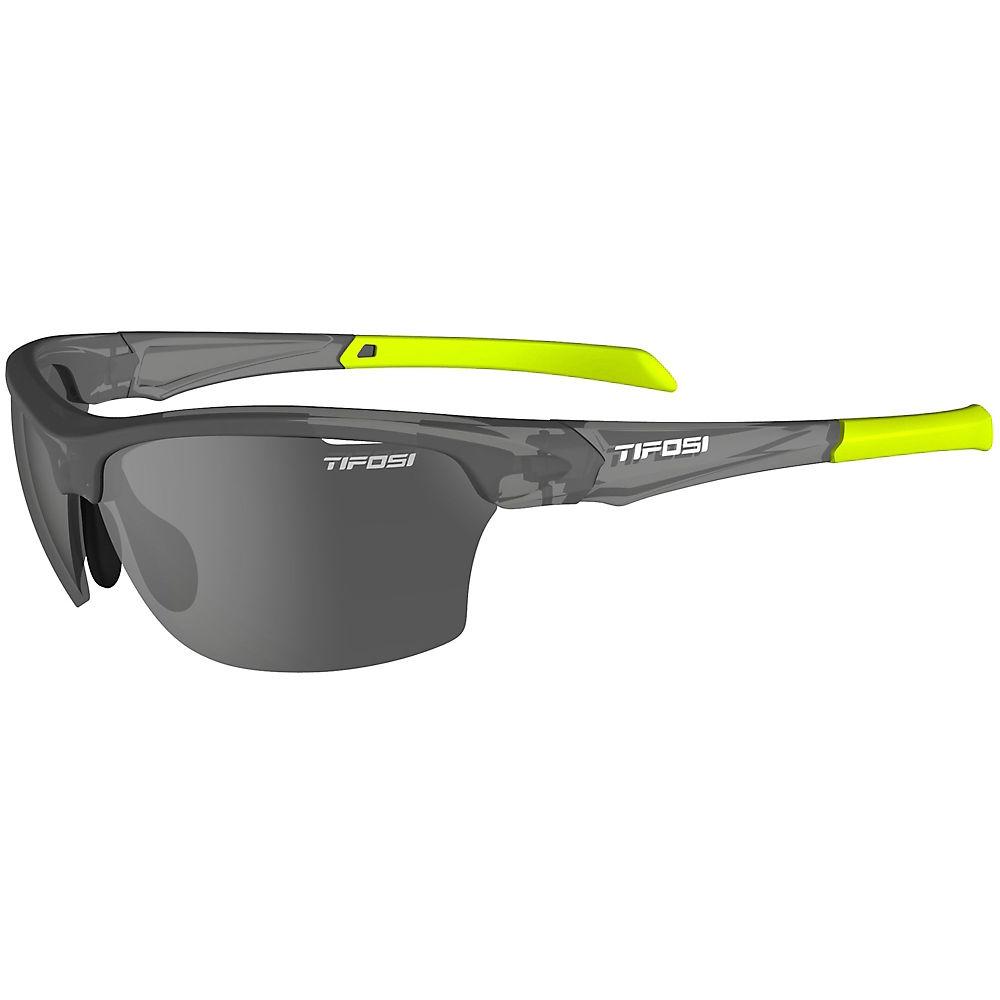 Tifosi Intense Single Lens Sunglasses - Matte Smoke, Matte Smoke