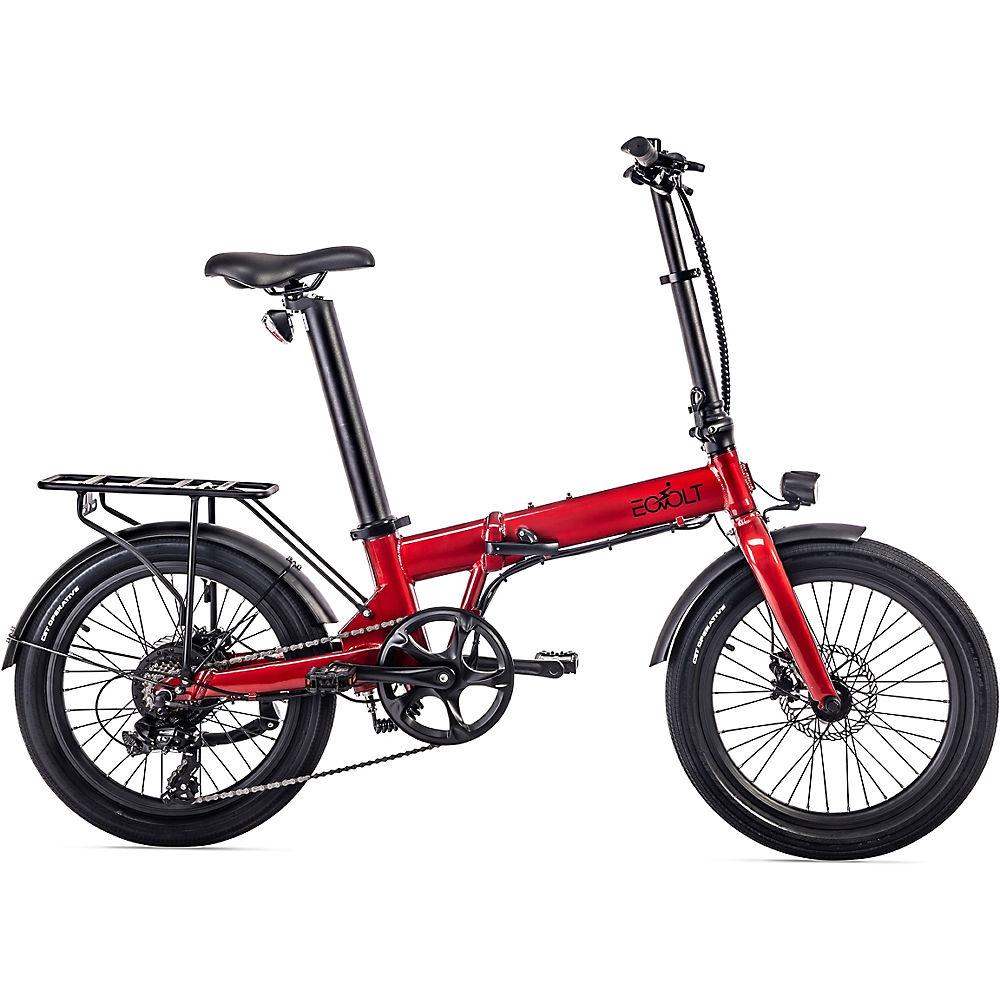 EOVOLT Confort Lightweight Folding E-Bike 2020 Review