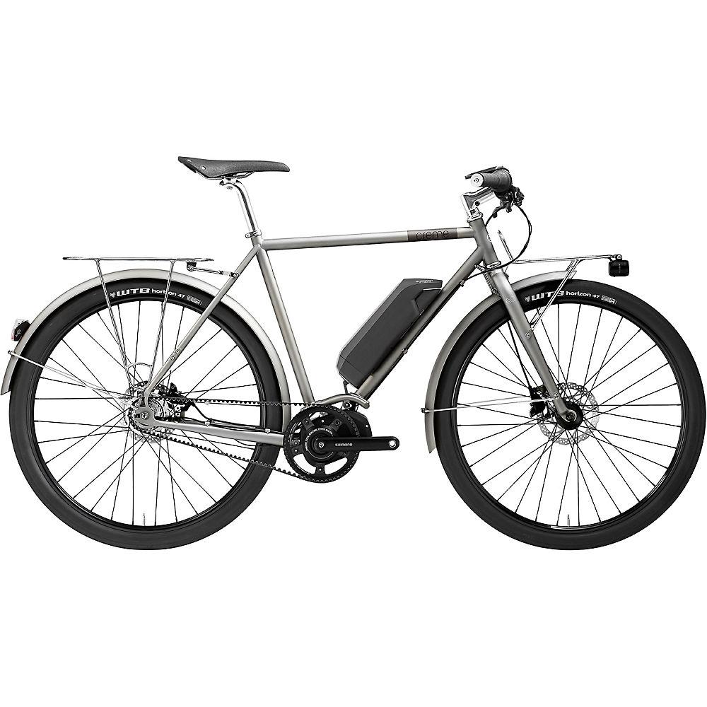 Creme Ristretto On+ Doppio City E-Bike 2020 - Moonlight, Moonlight