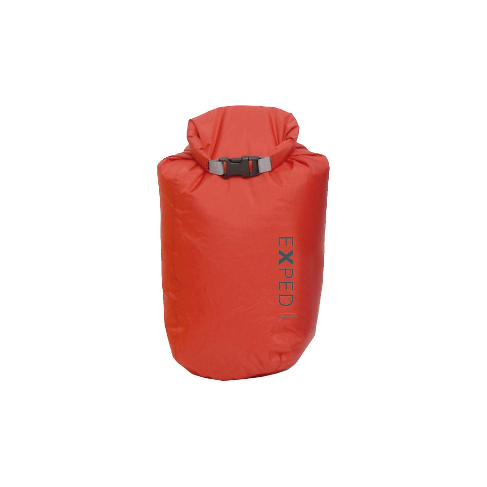 Image of Exped Fold-Drybag BS M (8L) - Rouge - OS, Rouge