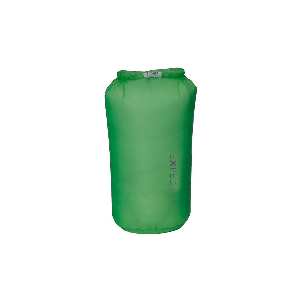 Image of Exped Fold-Drybag BS XL (22L) - Vert émeraude - OS, Vert émeraude