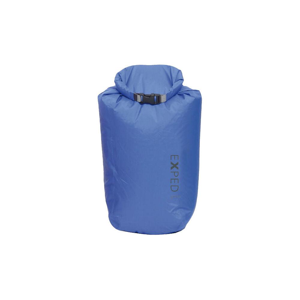Image of Exped Fold-Drybag BS L (13L) - Bleu - OS, Bleu