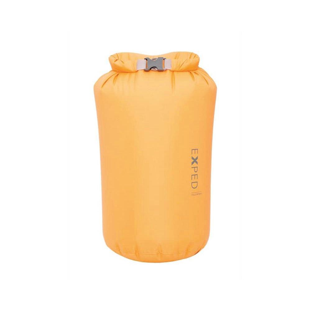 Image of Exped Fold-Drybag BS S (5L) - Jaune - OS, Jaune