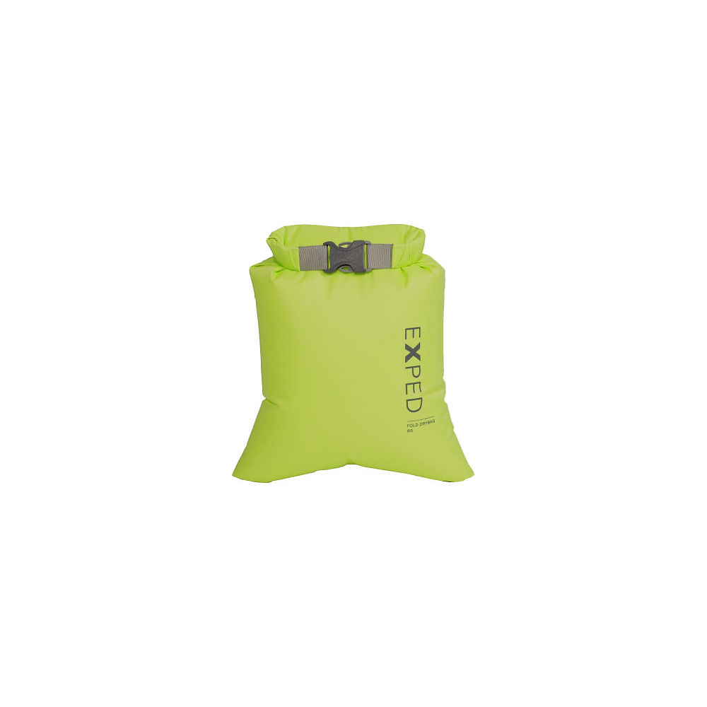Image of Exped Fold-Drybag BS XXS (1L) - Citron - OS, Citron