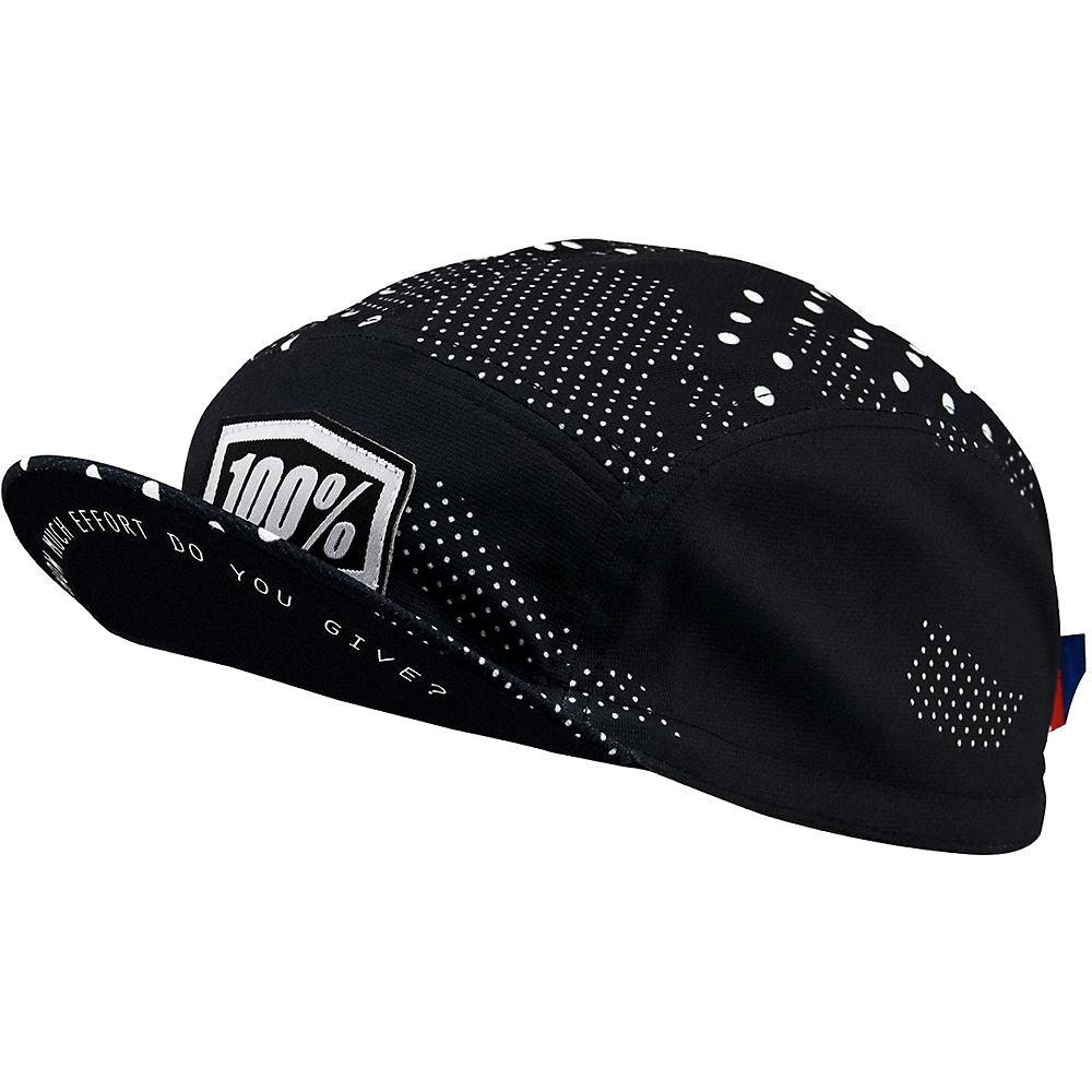 100% Exceeda Road Cap  - Black - One Size, Black