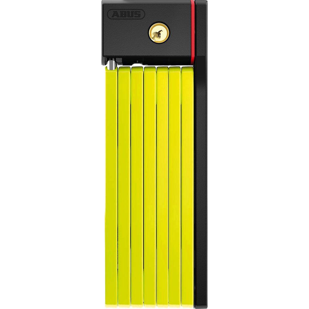 Abus Bordo 5700 Big uGrip Folding Lock - Lime, Lime