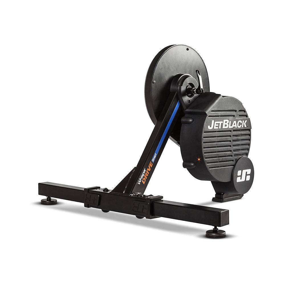 Image of JetBlack WhisperDrive Mk2 Smart Turbo Trainer - Noir, Noir