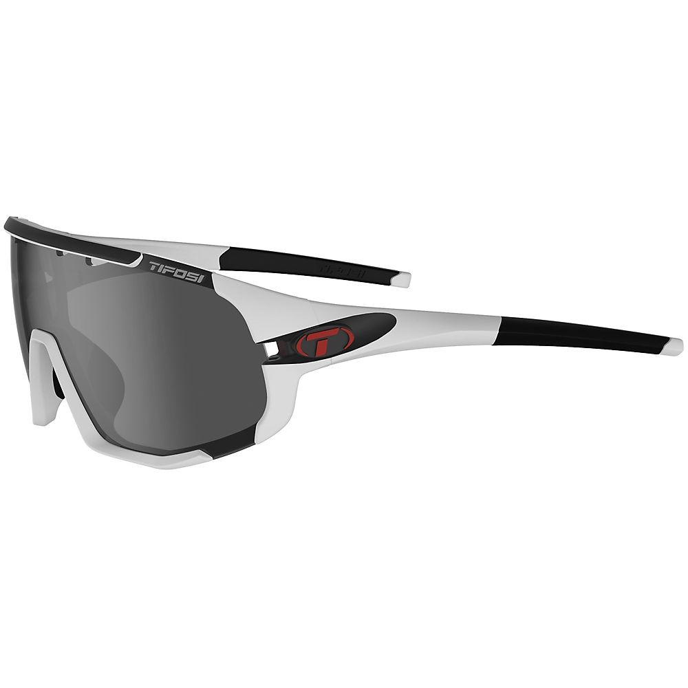 Tifosi Eyewear Sledge Matte Interchangeable Sunglasses - Matte White  Matte White