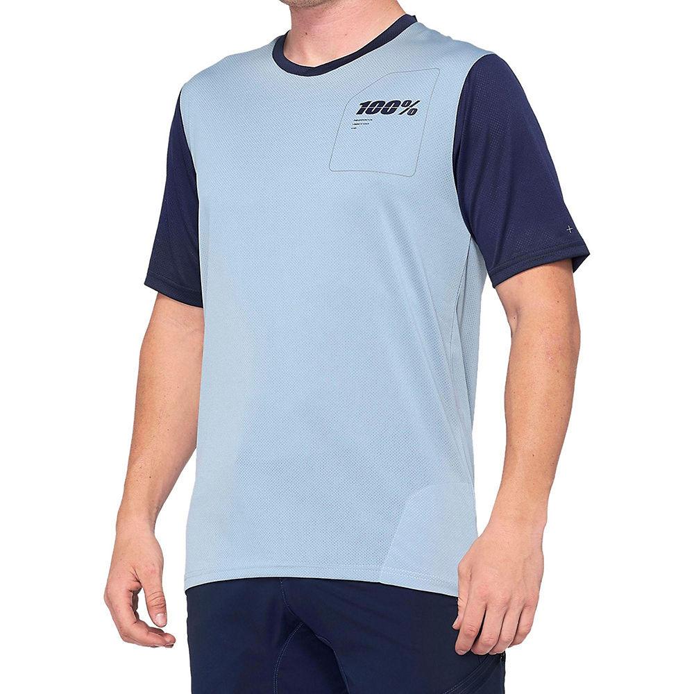 100% Celium Shorts  - Slate Blue - 36  Slate Blue