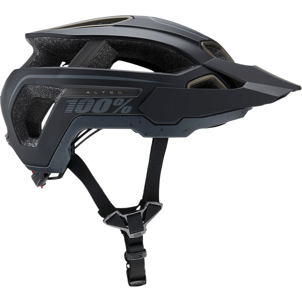 100% Altec Helmet  - Black - XS/S, Black
