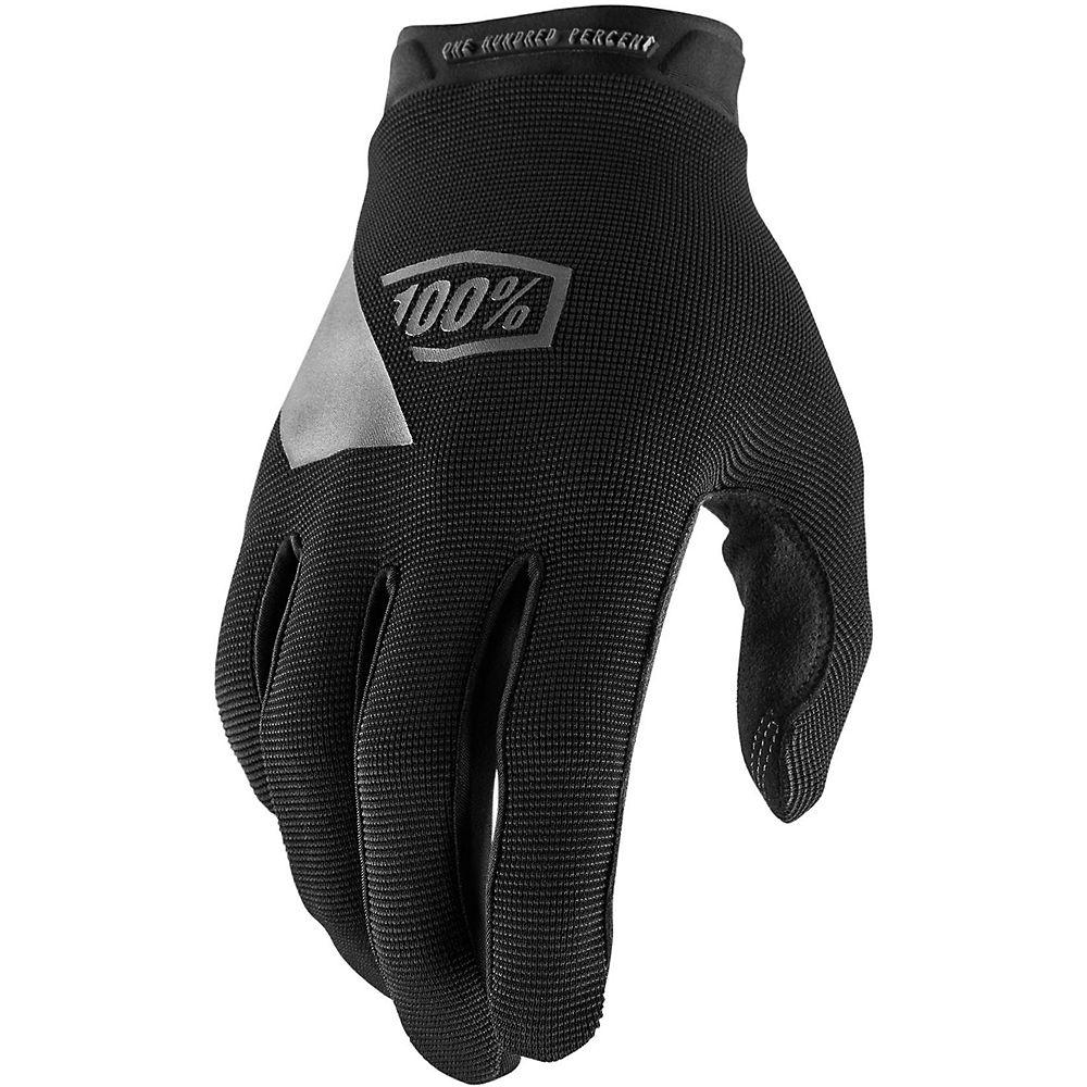 100% Ridecamp Gloves - Black - XXL, Black