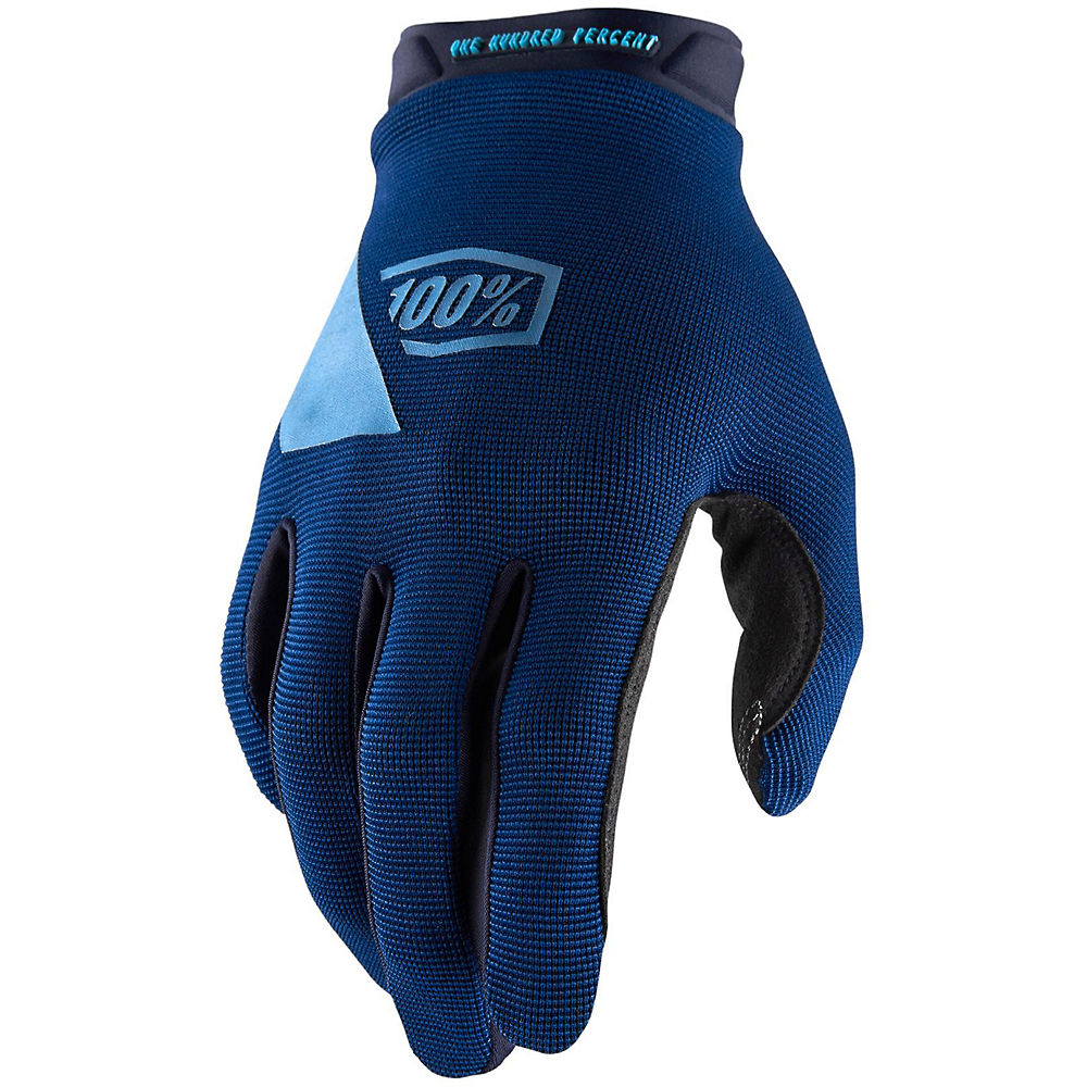 100% Ridecamp Gloves - Navy - XL, Navy
