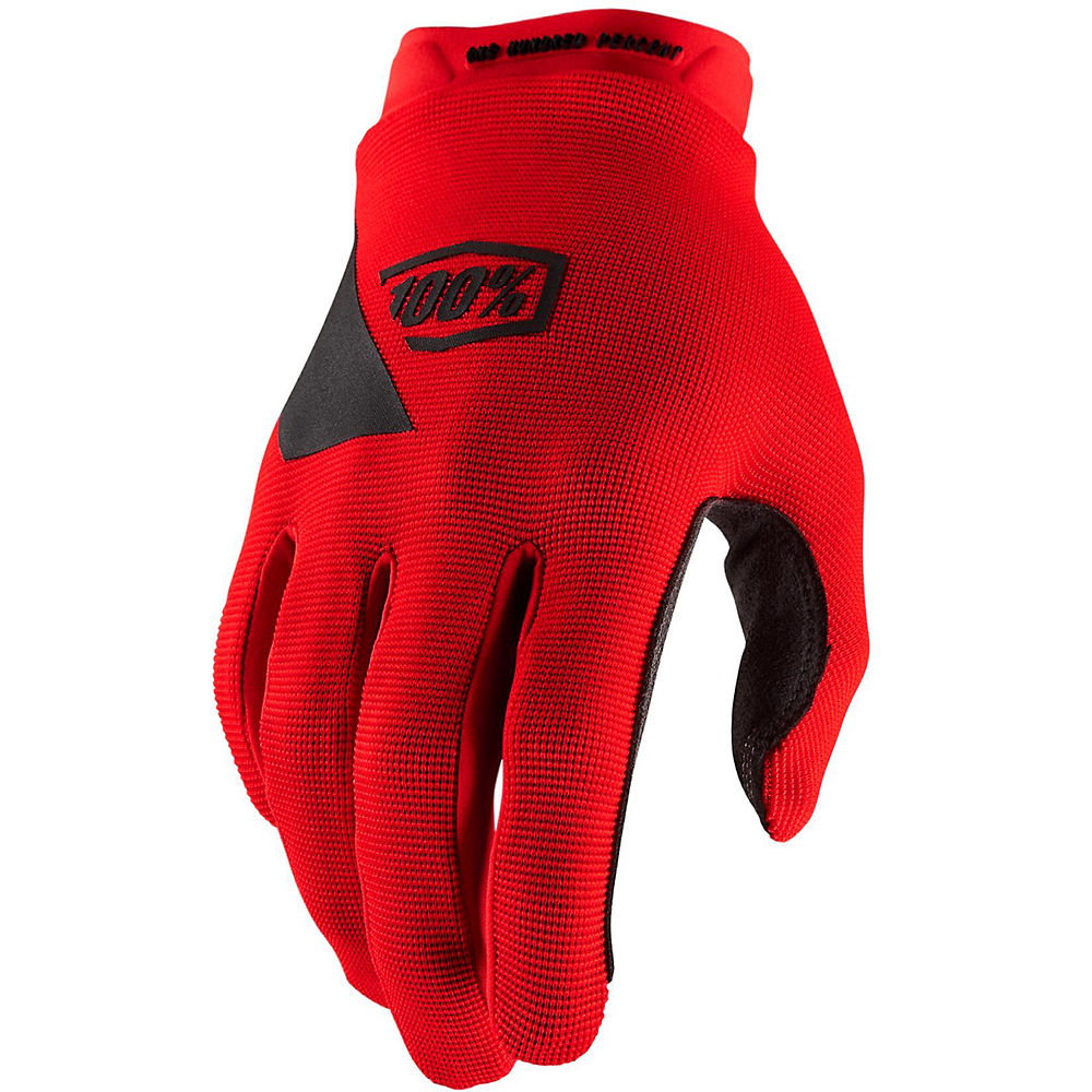 100% Ridecamp Gloves - Red - Xxl  Red