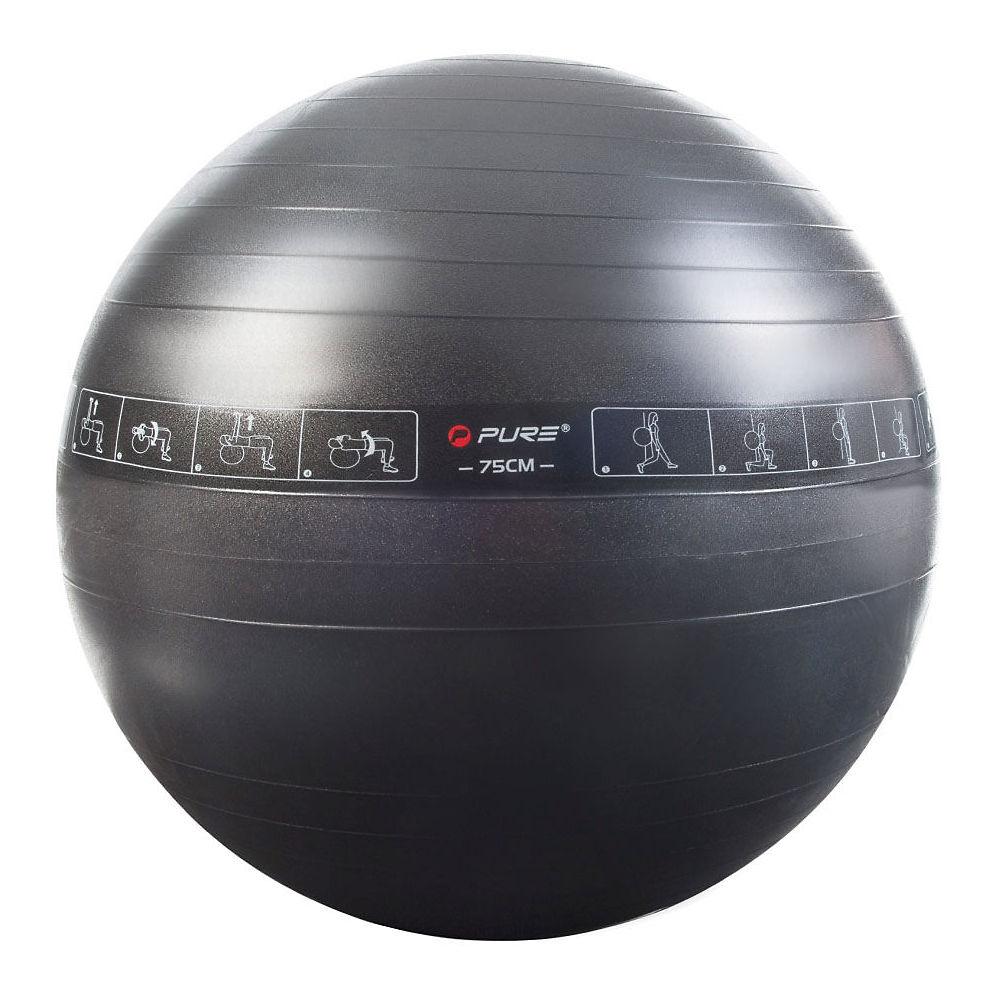 Image of Pure2Improve Gym Ball (75cm) - Gris, Gris