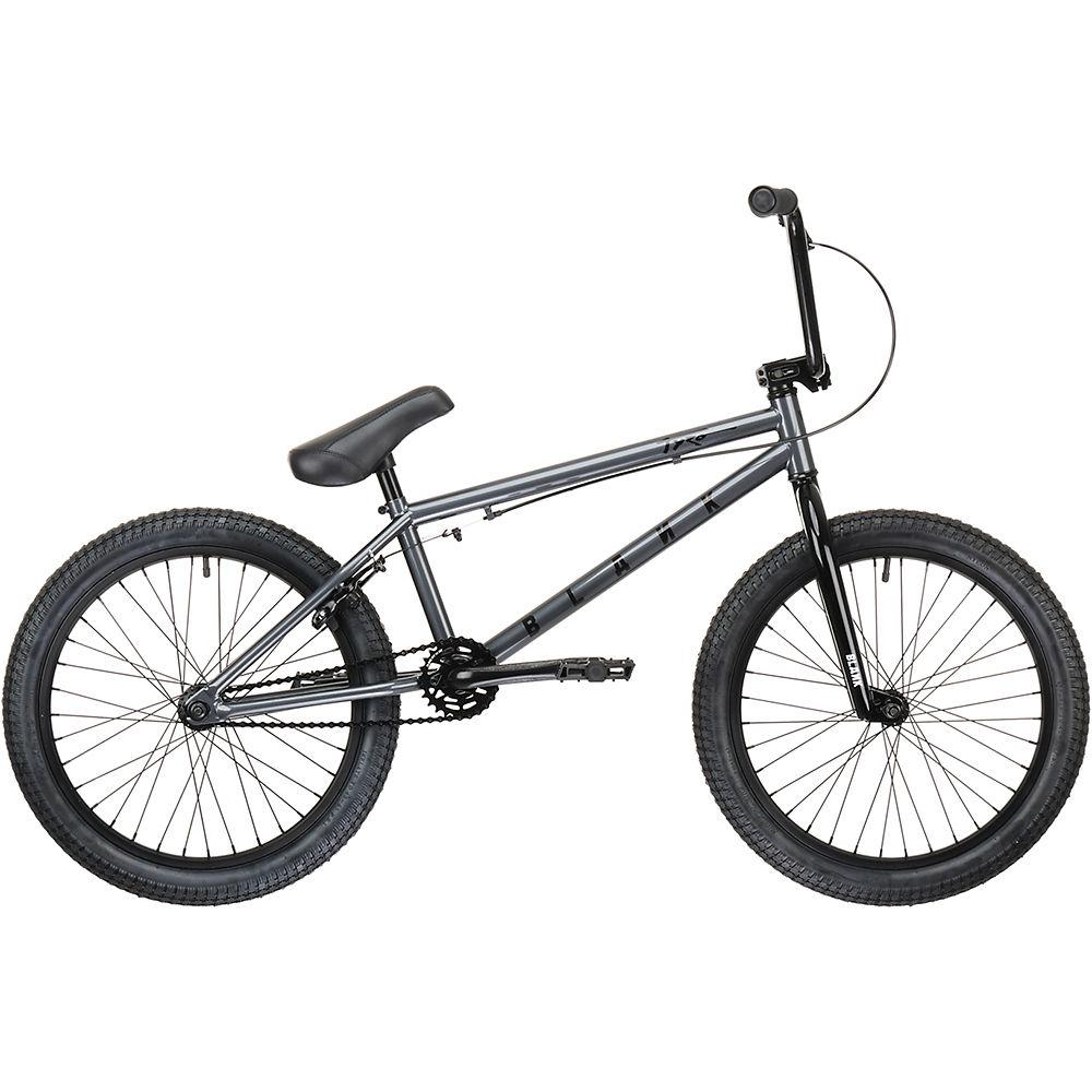 Blank Tyro BMX Bike - Steel Grey - 20