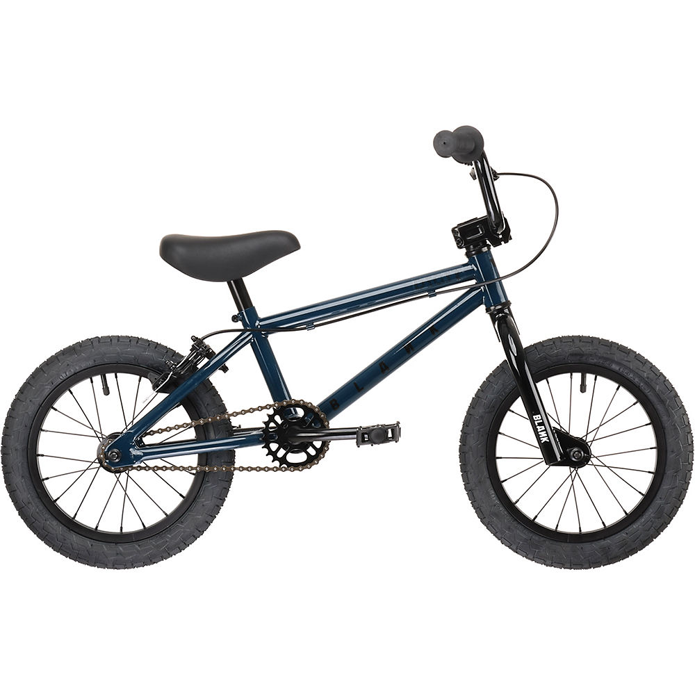 Blank Digit BMX Bike - Blue - 14