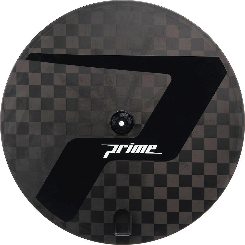 Prime 343 Carbon Rear Disc Wheel - Black - Shimano Freehub  Black
