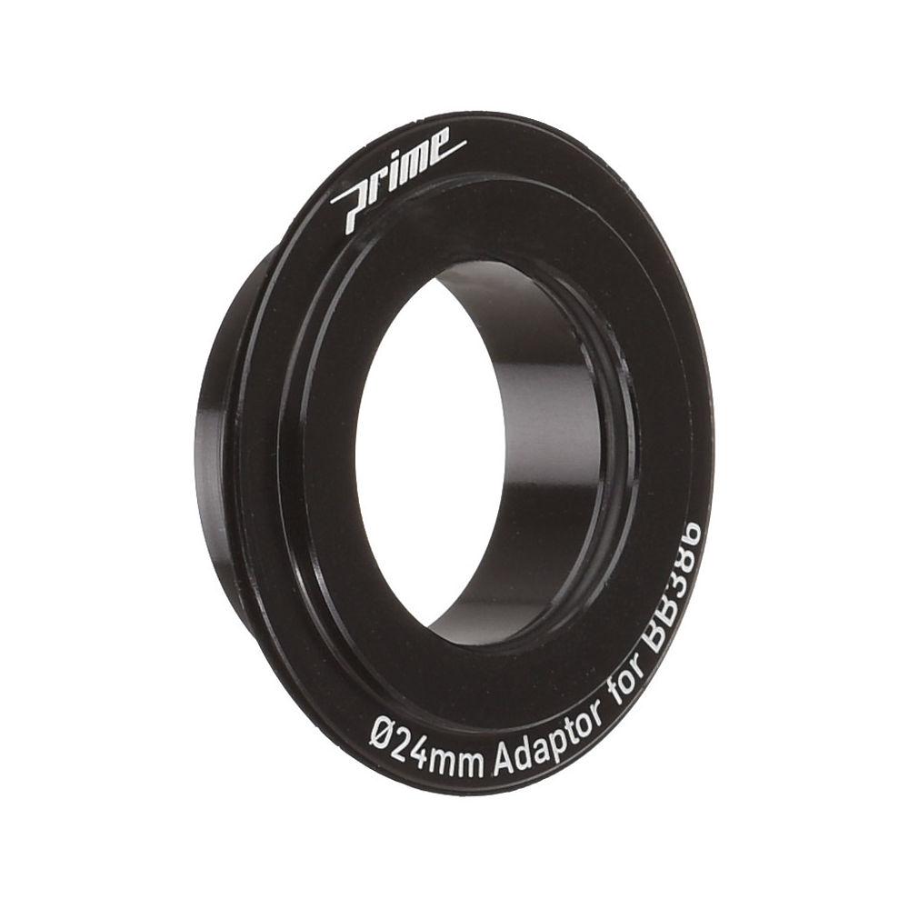 Prime Bottom Bracket Adaptor (BB386 - Shimano) - Black, Black