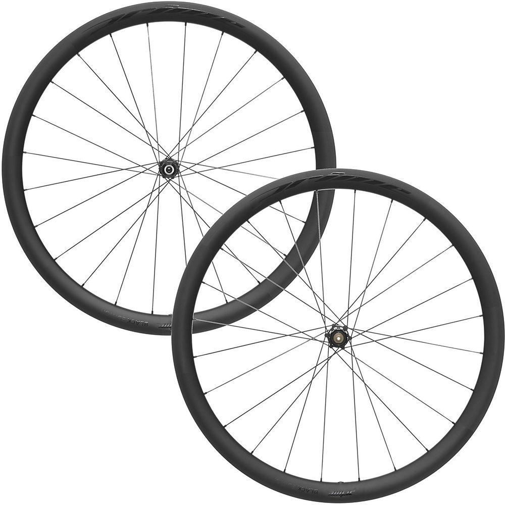 Juego de ruedas de carbono Prime BlackEdition 38 Disco - Negro - 700c, Negro