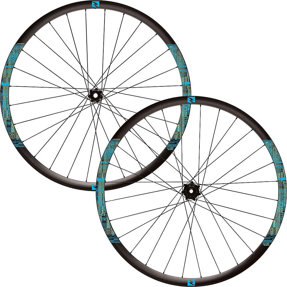 Reynolds TRE 307 Carbon MTB Wheelset - Black - Shimano, Black