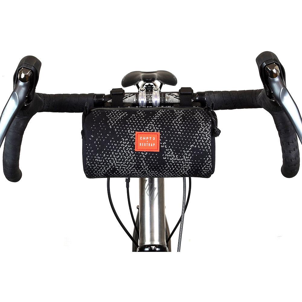 Image of Restrap CHPT3 Canister Bag - Ltd Edition - Noir, Noir