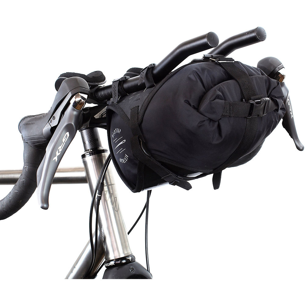 Image of Restrap Adventure Race Aero Bar Bag - Noir, Noir