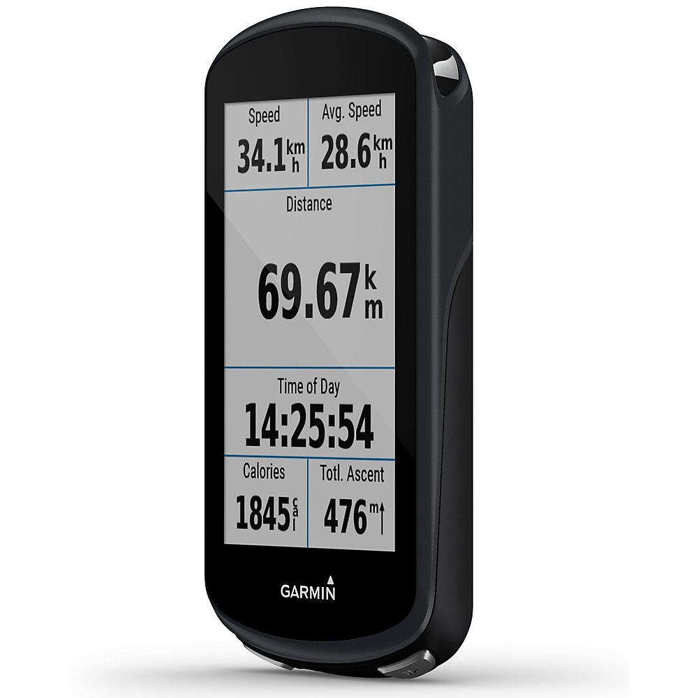 Ciclocomputador GPS Garmin Edge 1030 Plus - Negro, Negro