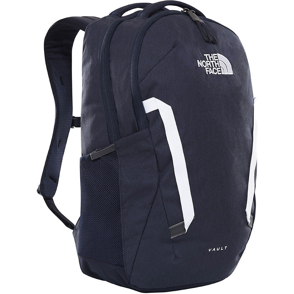 The North Face Vault Rucksack  - Aviatornavylghthtr-tnfwht - One Size  Aviatornavylghthtr-tnfwht