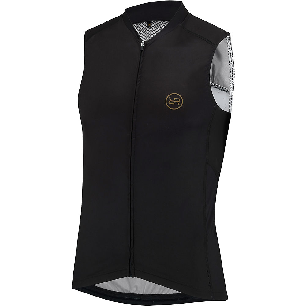 Image of Orro Cycling Gilet - Noir/Or - XL, Noir/Or