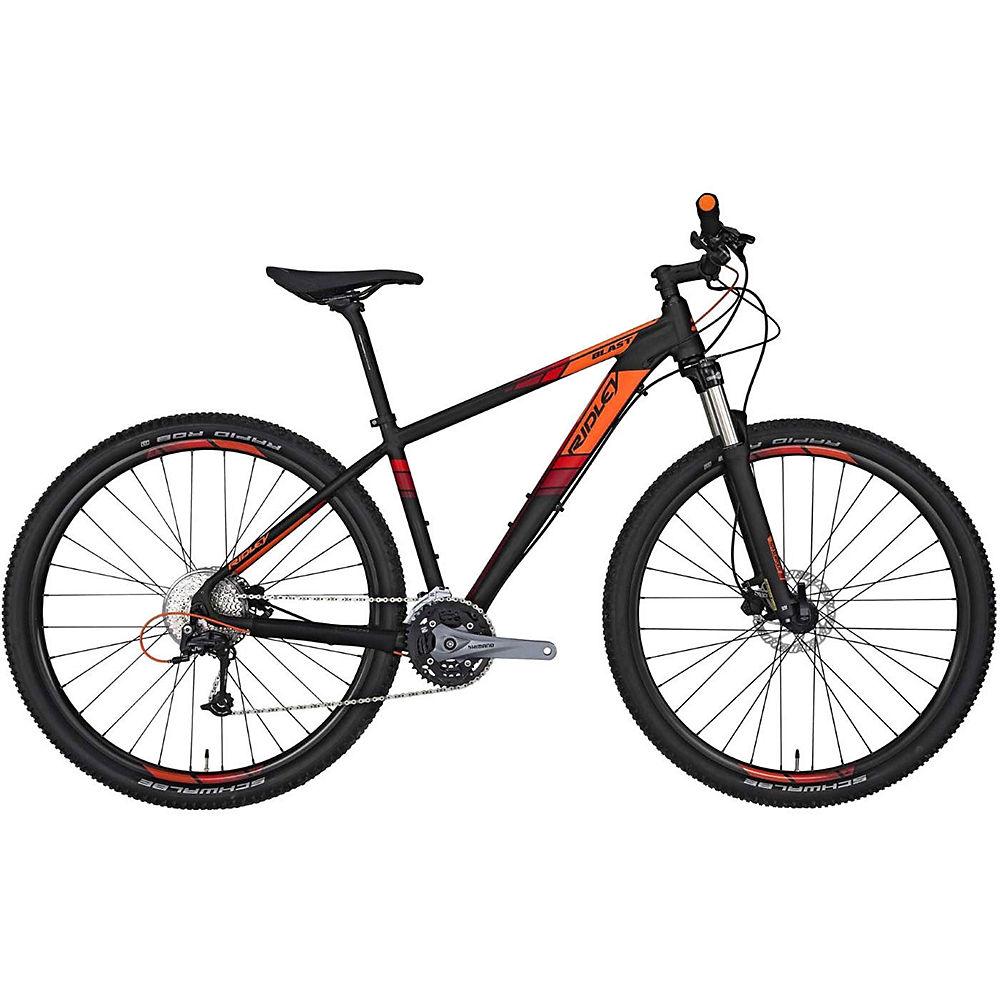 Ridley Blast A9 Deore Hardtail Bike (2019) 2021 - nero - M
