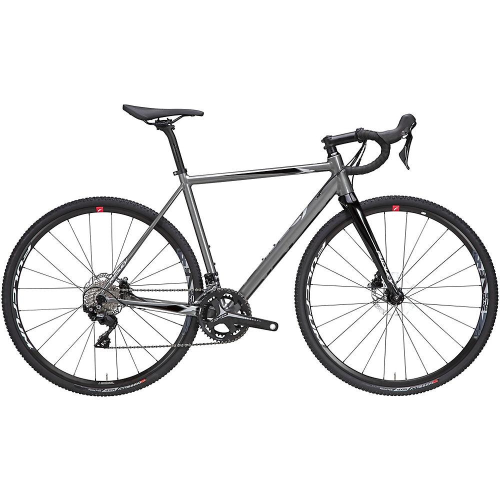 Ridley X-Ride Disc Cyclocross Bike 2020 - Gris - XS, Gris