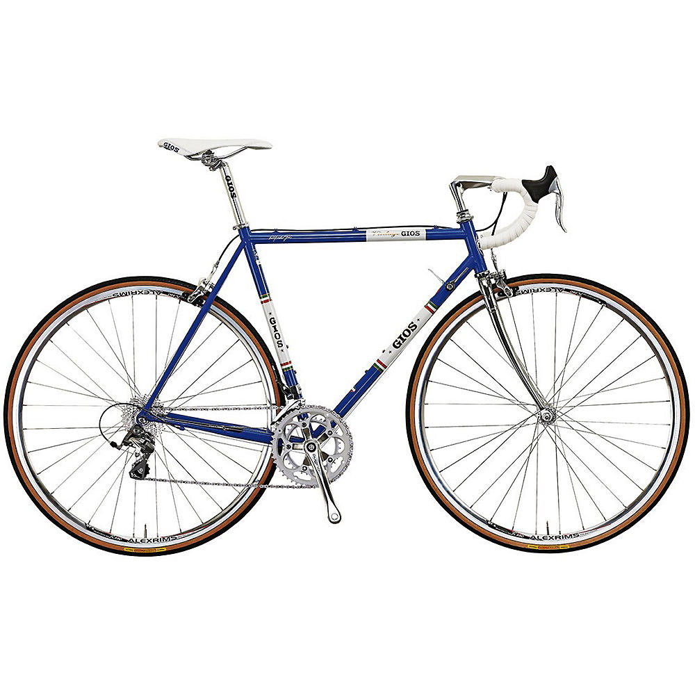 "Image of Gios Vintage Tiagra Road Bike 2020 - Gios Blue - 50cm (19.5""), Gios Blue"