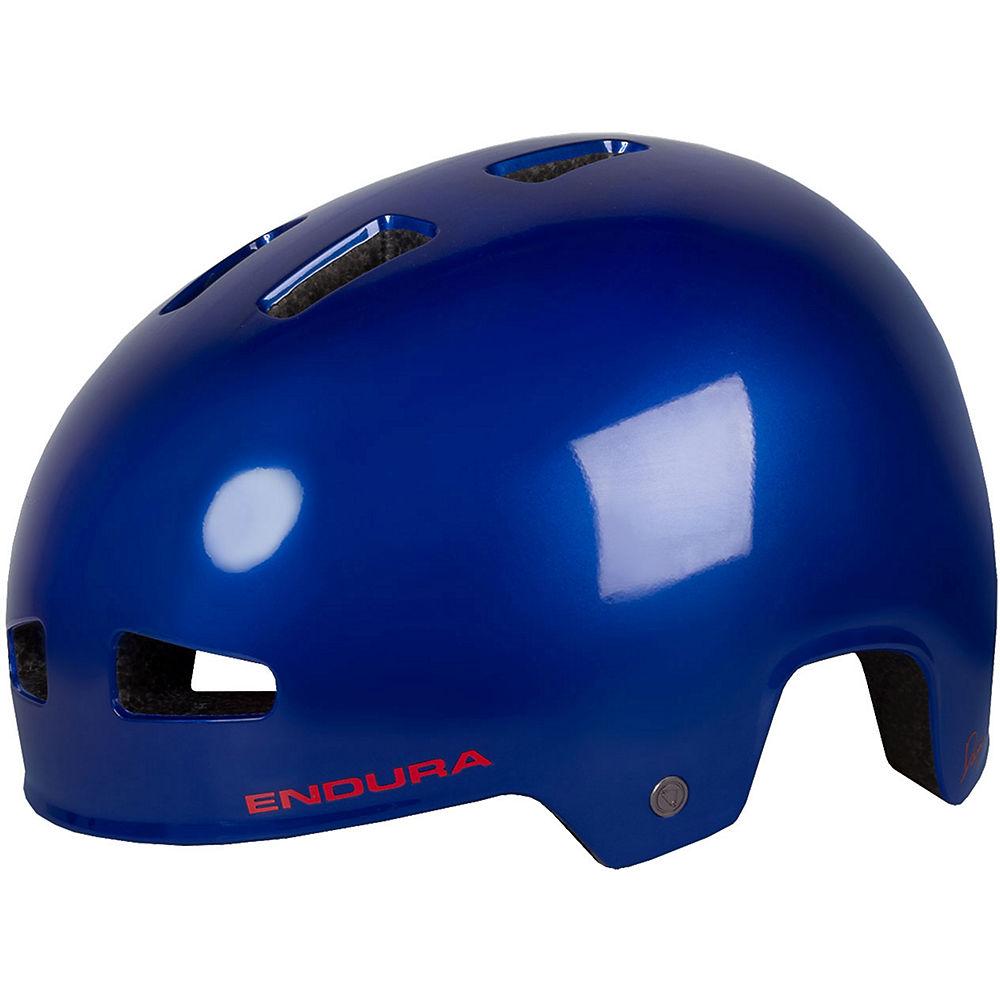 Image of Endura Pisspot Helmet 2020 - blu - L/XL/XXL, blu
