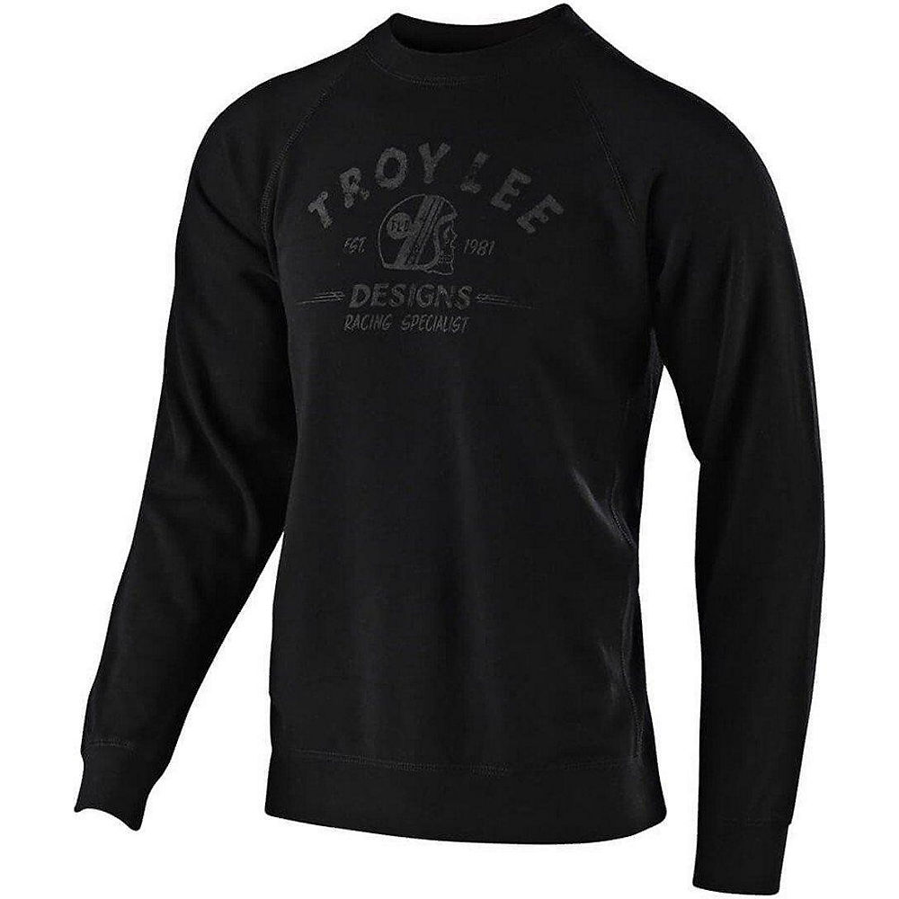 Image of Troy Lee Designs Racing Specialist Crew Pullover - nero - M, nero