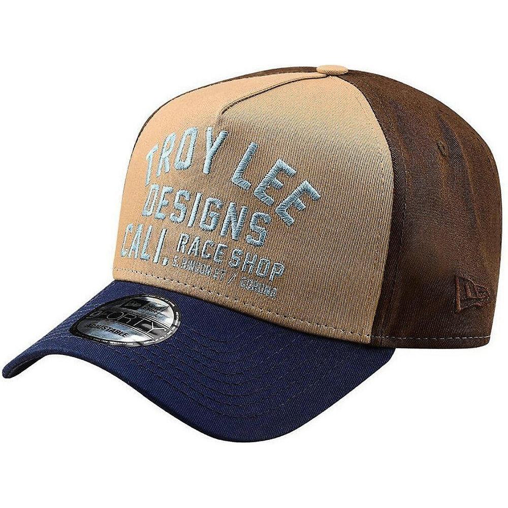 ComprarTroy Lee Designs Peak Snapback  - Khaki Walnut - One Size, Khaki Walnut