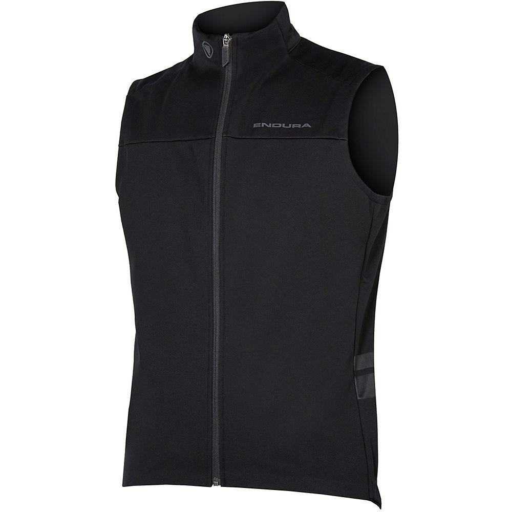Endura Windchill Cycling Gilet Ii 2020 - Black - M  Black