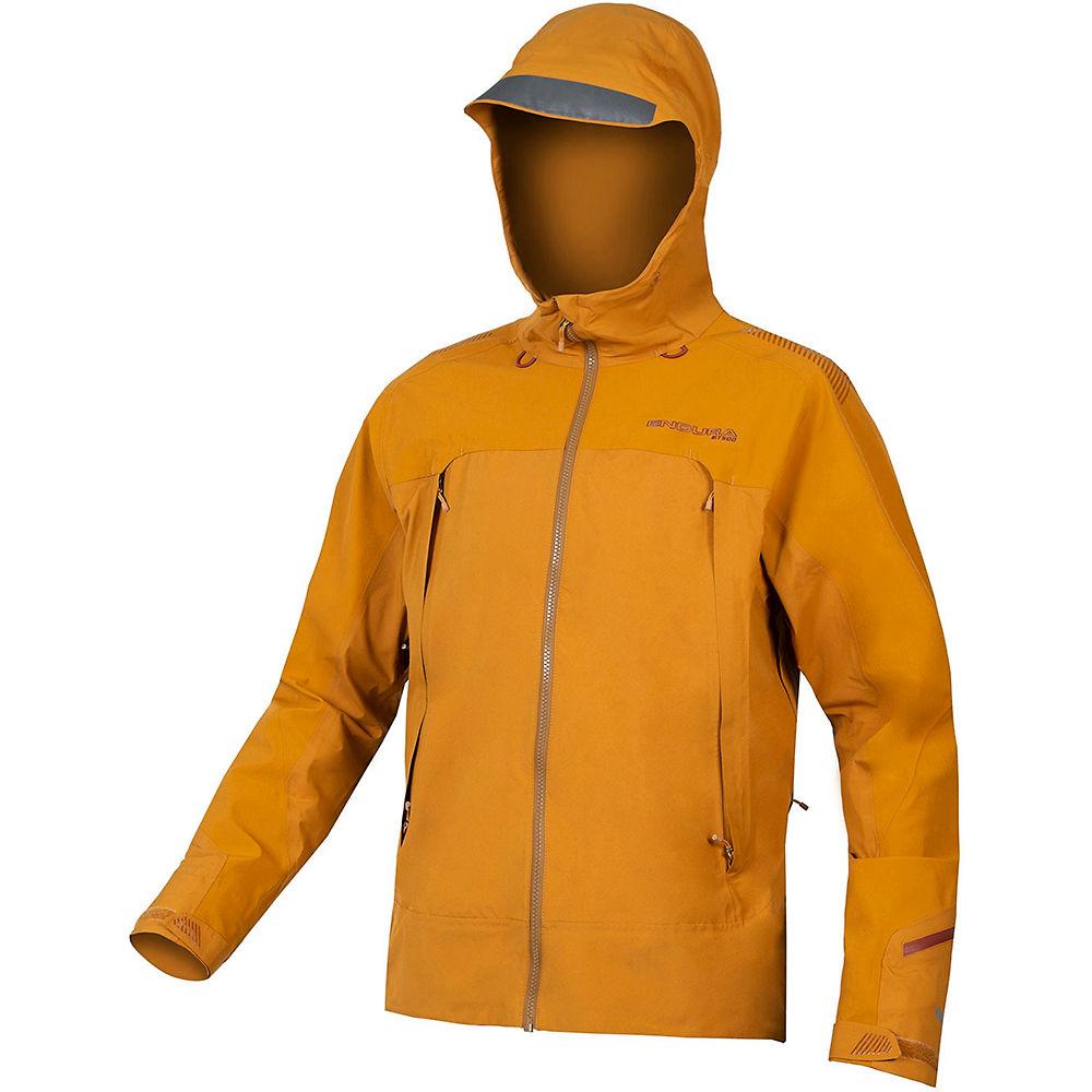 Endura Mt500 Waterproof Mtb Jacket Ii - Nutmeg - S  Nutmeg