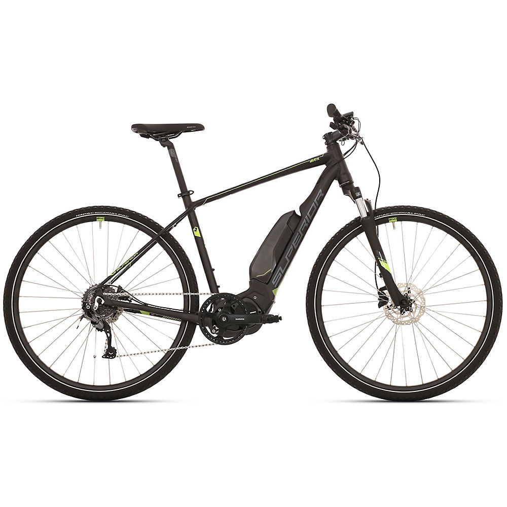 Image of Superior eRX 650 Urban E-Bike 2020 - Noir - Gris - XL, Noir - Gris
