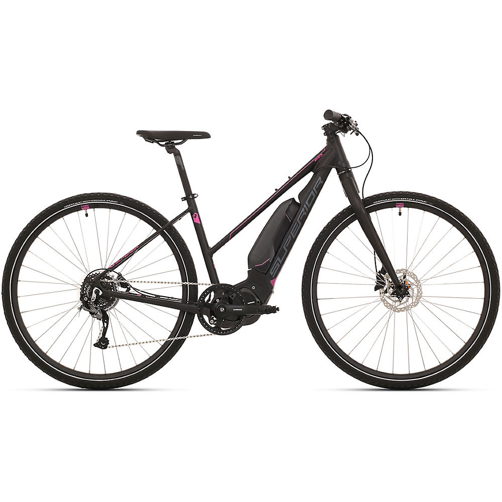 Image of Superior eRX 630 Lady Urban E-Bike 2020 - Noir - Anthracite, Noir - Anthracite