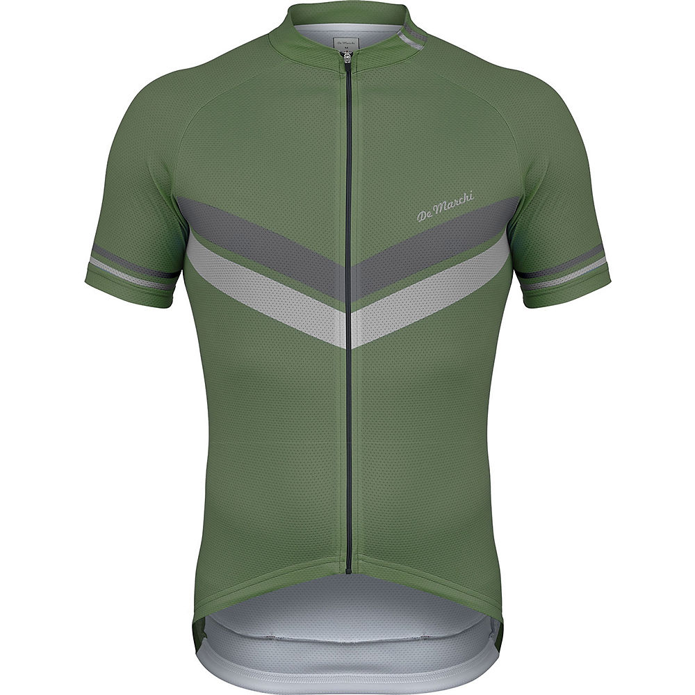 Image of De Marchi Ganturismo 75th Anniversary Jersey - Frost Green, Frost Green