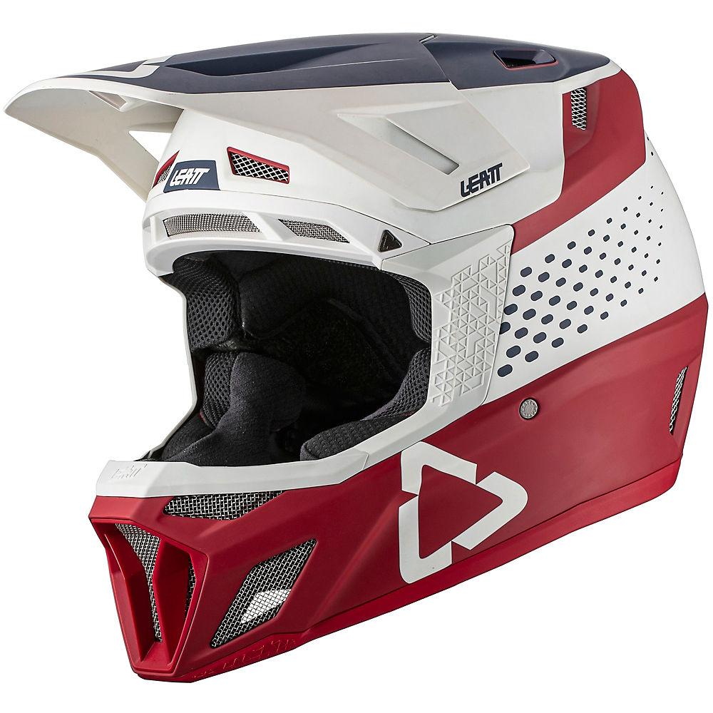 Leatt MTB 8.0 Helmet 2021 - Chilli - S, Chilli