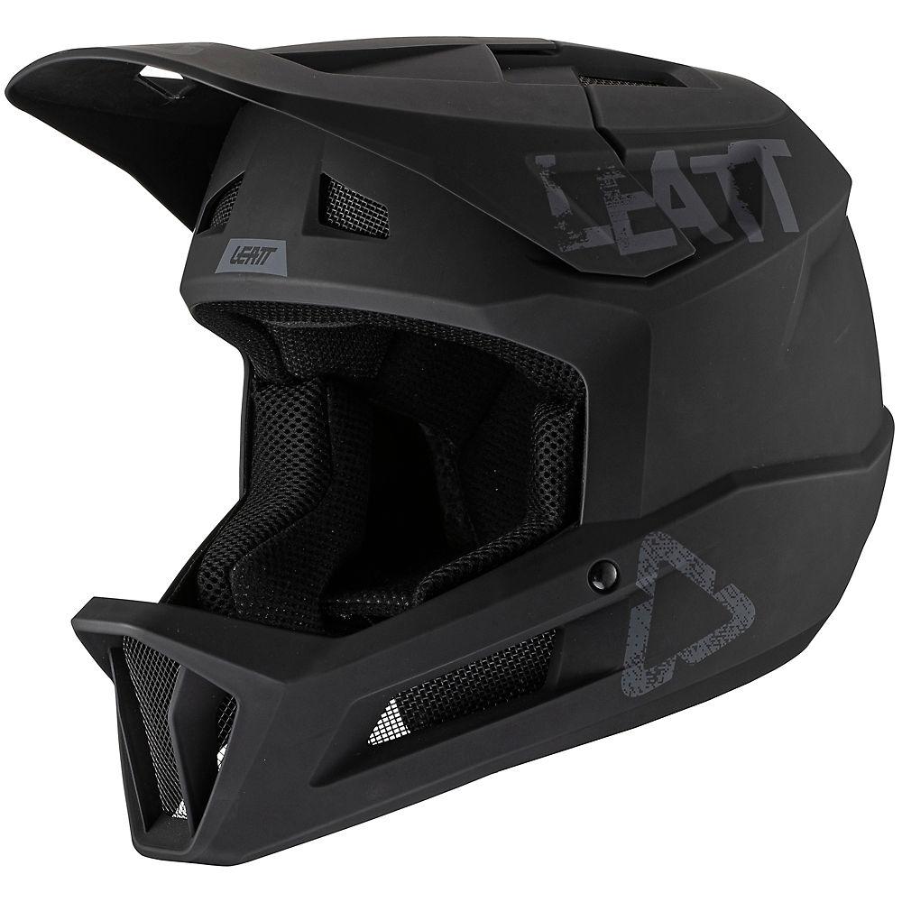 Leatt MTB 1.0 Helmet DH 2021 - Black - XS, Black
