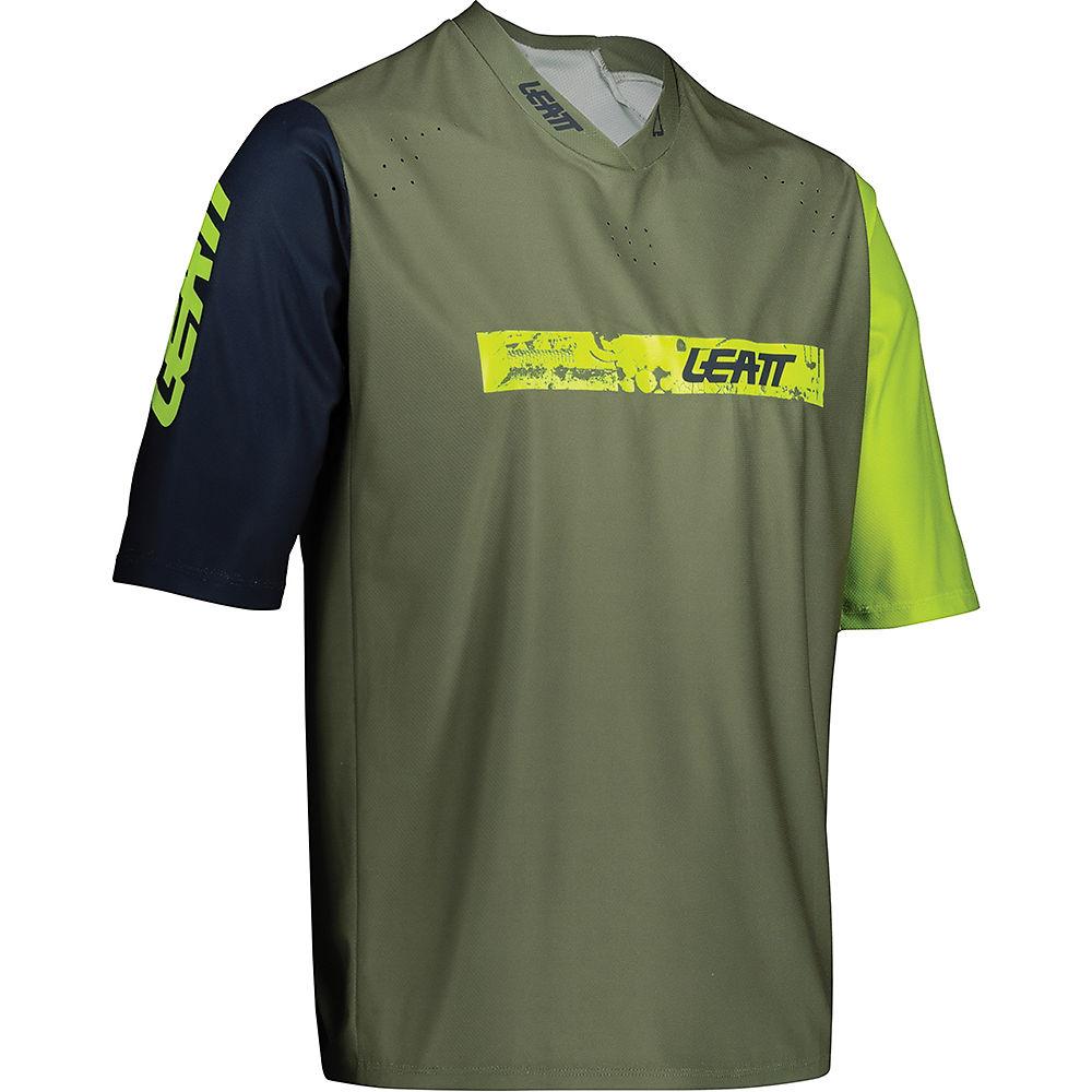 Leatt MTB 3.0 Jersey 2021 - Cactus - XL, Cactus